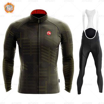 2020 velo de inverno pro conjunto camisa ciclismo mountian bicicleta roupas wear ropa ciclismo corrida roupas ciclismo conjunto 19