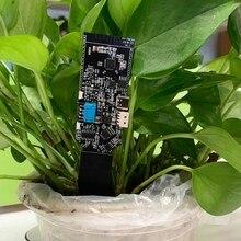 DHT11 T عالية النمو ESP32 واي فاي بلوتوث درجة حرارة التربة والرطوبة كشف المنحل بالكهرباء الاستشعار