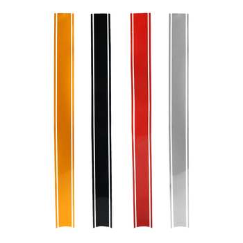 50 x 4.5 CM DIY Motorcycle Stickers Tank Cowl Vinyl Stripe Pinstripe Decal Sticker For Racer Moto Car Styling Stickers image