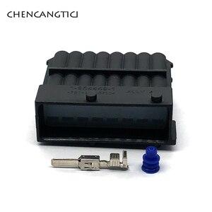 16 Pin 1-965427-1 1-964449-1 AMP Tyco женский и мужской водонепроницаемый Жгут проводов автомобильный разъем герметичный разъем ECU