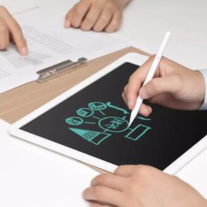 Image 2 - شاومي Mijia LCD الكتابة بخط اليد السبورة الكتابة اللوحي 10/13.5 بوصة مع القلم الرسم الرقمي الكتابة الاطفال الإلكترونية تخيل الوسادة