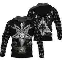 PLstar Cosmos Viking Tattoo 3D Alle Über Gedruckt Shirts 3D Druck Hoodie/Sweatshirt/Zipper Mann Frauen satan Tattoo