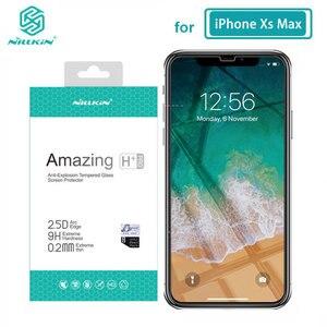 Image 5 - Nillkin de vidrio templado para iPhone 11 12 Pro Max 8 7 Plus X XS X Max XR increíble H+Pro Protector de pantalla para iPhone 12 Mini de vidrio