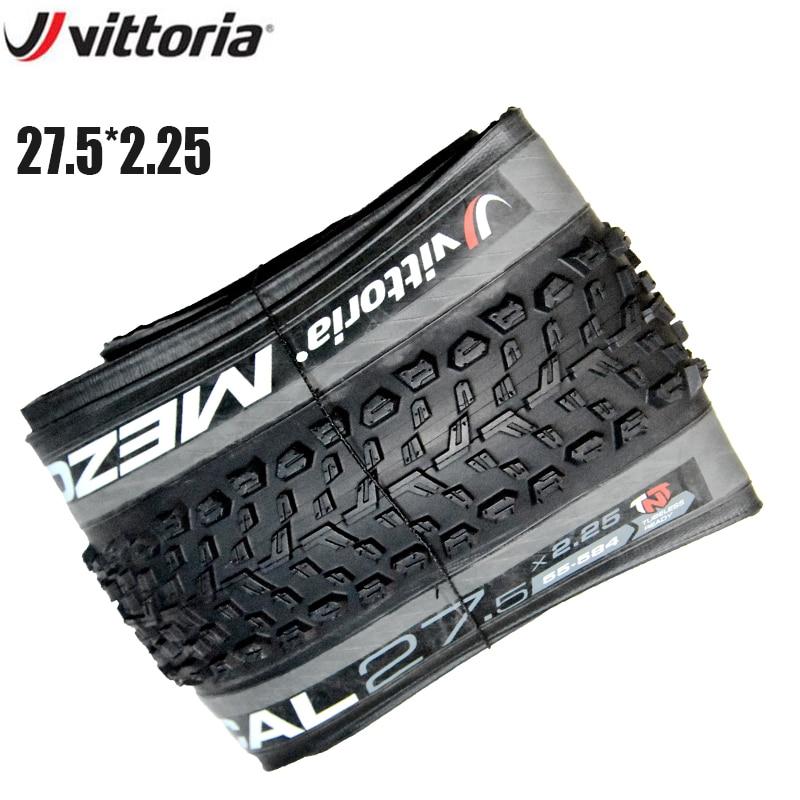 Vittoria Mezcal горный велосипед складывающиеся шины 27,5x2,25 бескамерная автомобильная шина готова Велоспорт пригодно для 120TPI шины для велосипеда с...