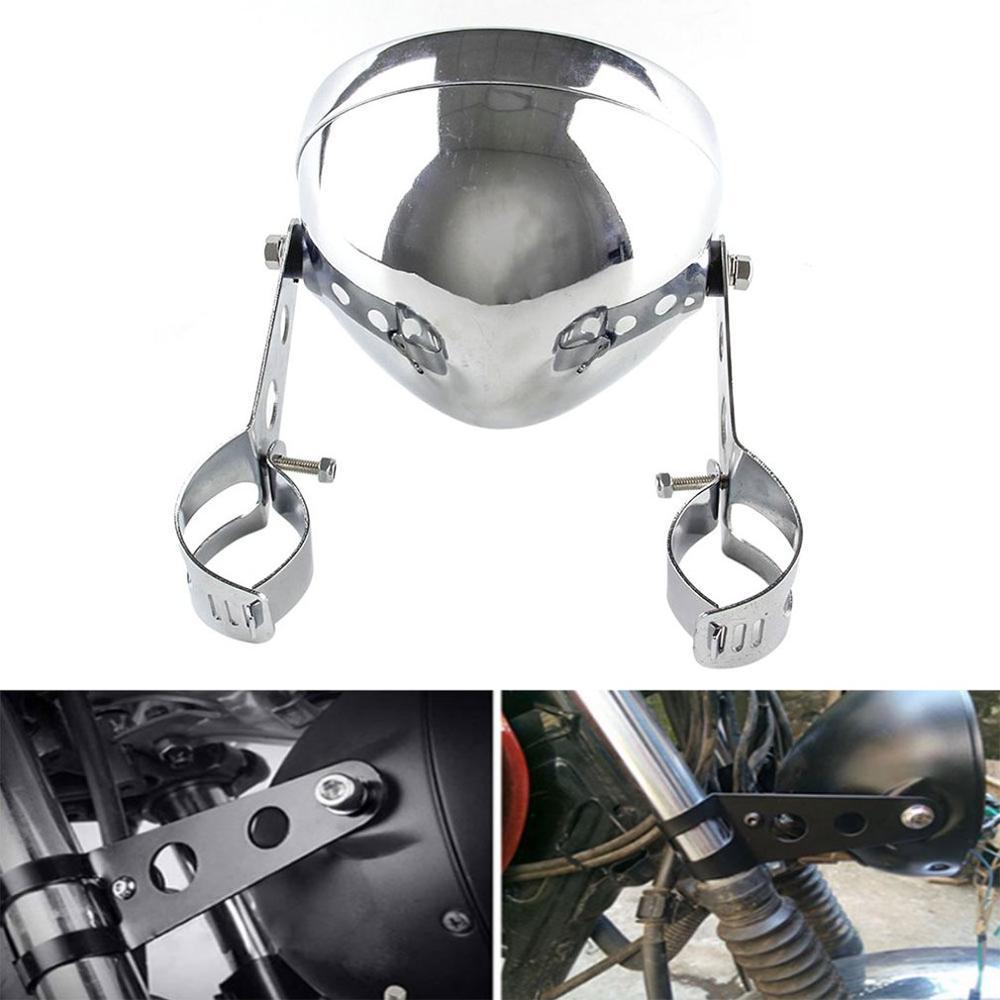 Light Bulb Daymaker Shell Bucket Davidson Mounting Bracket Davidson Headlights Bracket Accessories