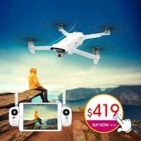 FIMI-Dron X8 SE 2020 8KM FPV con cardán de 3 ejes 4K Cámara HDR vídeo GPS RC Quadcopter RTF una batería