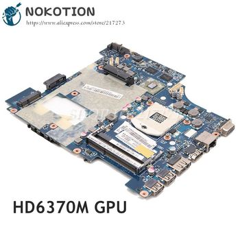 NOKOTION For Lenovo ideapad G470 Laptop motherboard 14 inch HM65 DDR3 HD6370M GPU PIWG1 LA-6751P 11S10250000