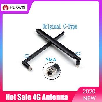 Wholesale Original Huawei 4G LTE External 2Pcs Antenna SMA C-Type for B310 B311 B315 B525 B593 B880 E5186 E5172 etc lot of 500pairs genuines huawei b525 b593 b315 b310 pair 2x external antenna type e