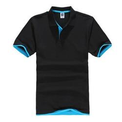 Высококачественная брендовая Классическая футболка, мужская летняя брендовая Повседневная облегающая футболка, футболки с коротким рукав...