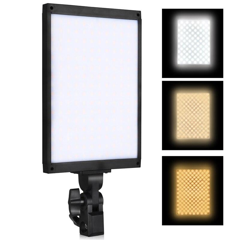 20 см * 15 см * 3 см освещение для фотосъемки легкая Портативная Цифровая видеокамера светодиодный свет Дополнительная лампа с 192 бусинами свет
