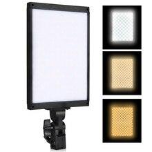 20CM*15CM*3CM Photography lighting  Lightweight Portable Digital Video Camera LED Light Supplement Lamp with 192 Beads