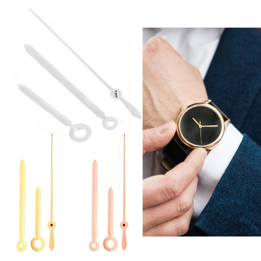 Watch Second Minute Hour Hands DIY Watch Accessory Replacement Tool for C07.111 Movement Watch Repair Accessory