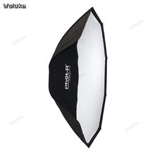 150cm Octagon składany parasol Softbox reflektor z Bowens typu S do montażu na Speedring Studio Strobe Flash-czarny CD50 t16 RR1(China)
