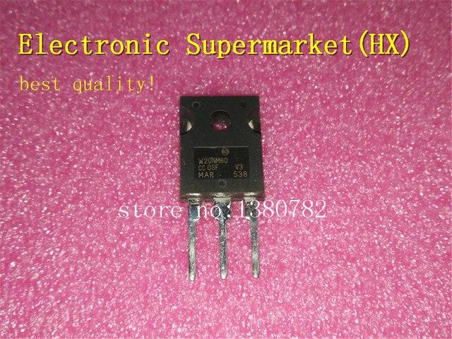 送料無料 50 ピース/ロット W20NM60 STW20NM60 600V20A to 247 新しいオリジナル IC 在庫!