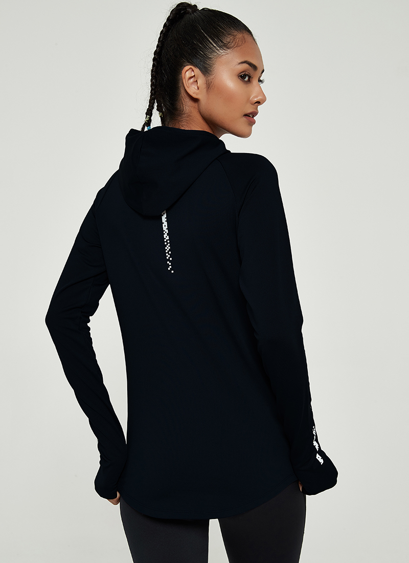 Lightweight Sports Hoodie for Women Womens Clothing Jackets & Hoodies