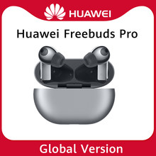 Huawei freebuds pro tws fone de ouvido sem fio bluetooth 5.2 fones cancelamento ruído ativo para companheiro 40 pro p30 pro telefone móvel