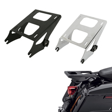 Motorcycle Detachable Two Up Tour Pak Pack Rack For Harley Road King Street Glide Classic 2014-2020 2019 Carrier