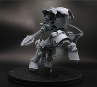 B89 Scale Model Kit Resin Figure Centaur Titan Modelling Unpainted Kits Without Stand And Turntable Hobby Modelismo