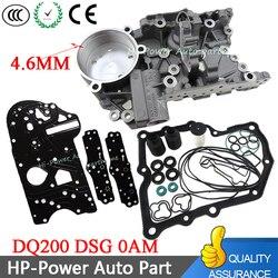 DQ200 DSG 0AM накапливается корпус + коробка передач ремонт прокладка фильтра резиновое кольцо грязезащитный чехол Комплект для Audi Skoda 0AM325066AC