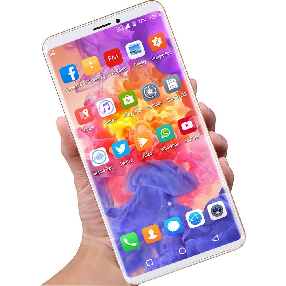 For P20 Pro Smartphone Face Id Full View Screen Ai Smartphone Waterproof Android 6.0 Us Plug