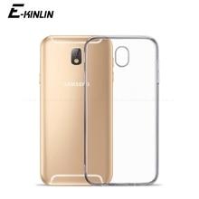 Ultra Thin Slim Clear Soft Protective TPU Case For Samsung Galaxy J8 J7 J6 J5 J4 J3 Pro