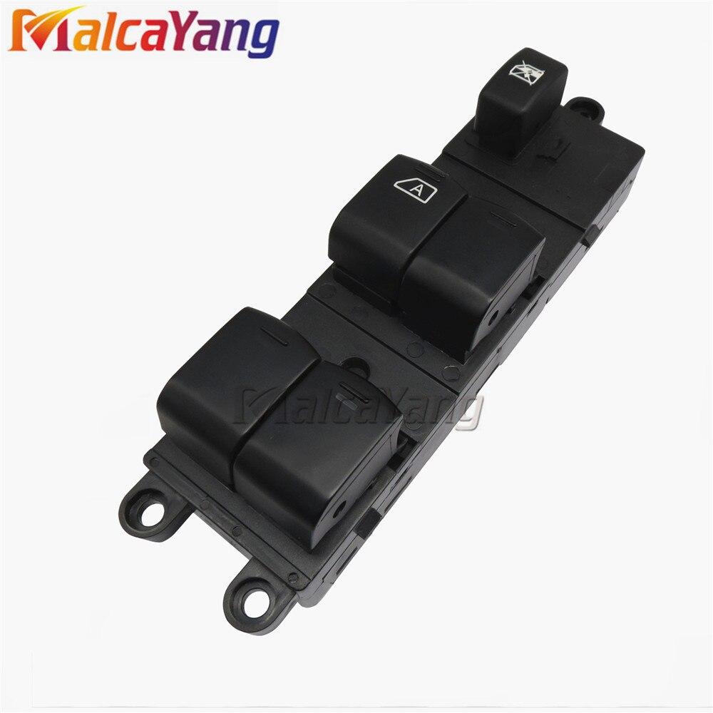 25401-4X01D Vorne Links fensterheber schalter für Nissan Pathfinder R51 Navara D40 04-16 254014X01D