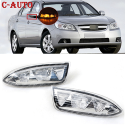 Car Left and Right LED Turn Signal Light Rearview Mirror Lamp Flasher Repeater For Chevrolet Epica 2007 2008 2009 2010-2014
