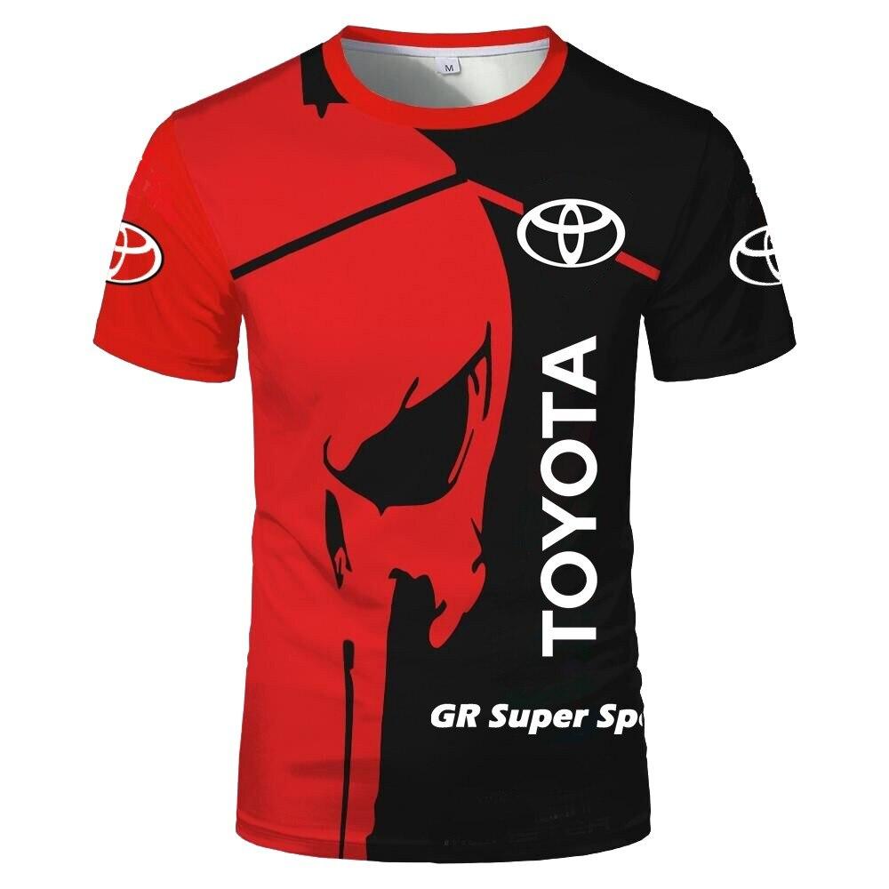 Camiseta de carreras de sangre para hombre camisa con estampado 3d de santa cruz, camisetas ligeras deportes al aire libre, 2021