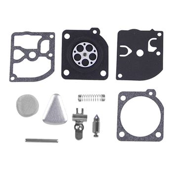 Carburetor Repair Kit Parts RB-100 Diaphragm Joint For Zama STIHL Chainsaw Trimmer HS45 FS55 FS38 BG45 MM55 LEME ZAMA image
