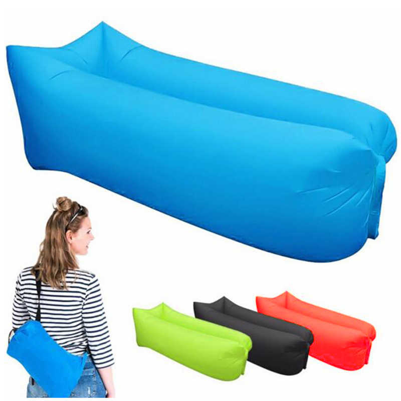Outdoor Camping Inflatable Sofa Lazy