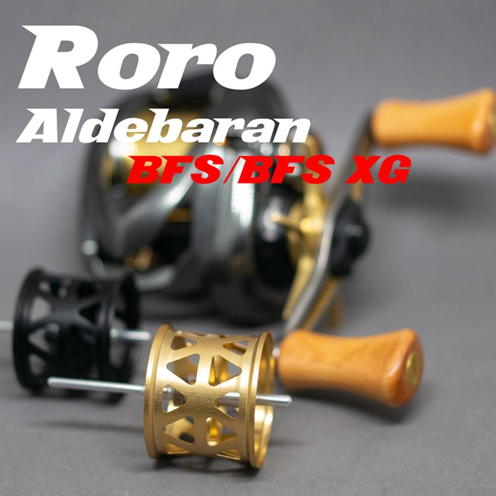 Shallow Spool Lighter Lure Line Cup 2016 Aldebaran Bfs 2017 ALDEBARAN BFS XG 4.3g Gold And Black