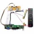 Yqwsyxl Kit für MT190AW01 V5 V.5 MT190AW01 VC VC TV + HDMI + VGA + AV + USB LCD LED bildschirm Controller Driver Board-in Tablett-LCDs und -Paneele aus Computer und Büro bei