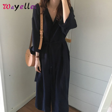 2019 spring Autumn Women Shirt Blouses Dresses Casual Loose Long Sleeve Solid Dress Plus size XXL