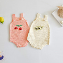 Baby Girls Romper Spring Newborn Baby clothes