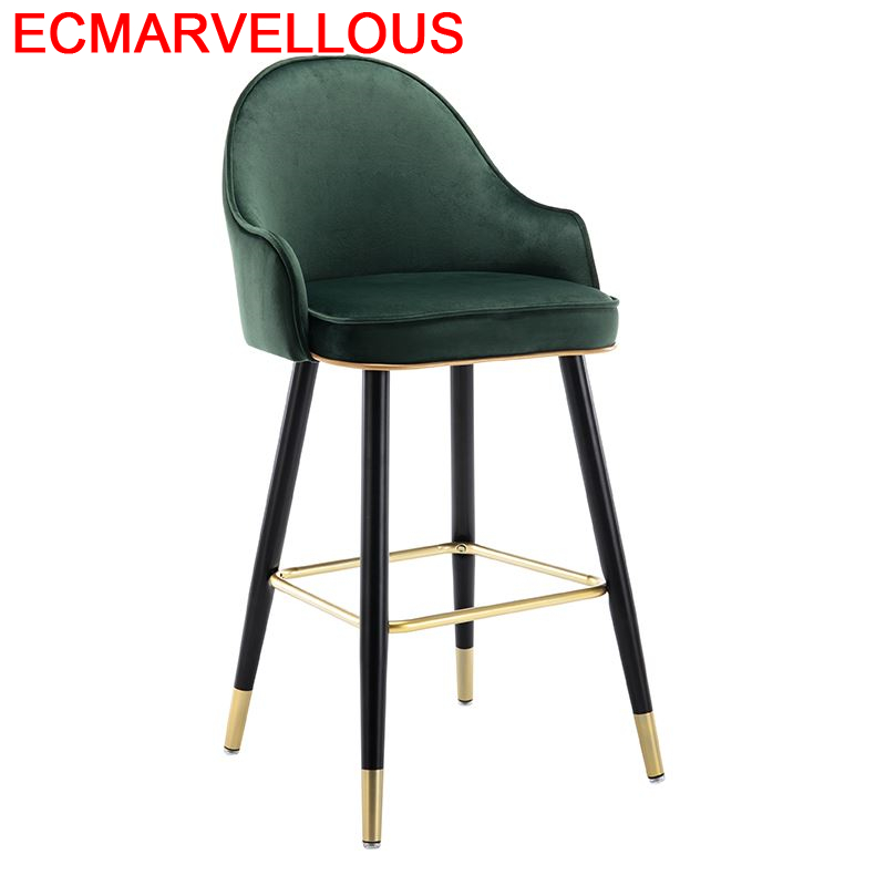 Stoel Banqueta Todos Tipos Stoelen Hokery Barstool Table Sandalyeler Para Barra Tabouret De Moderne Silla Stool Modern Bar Chair