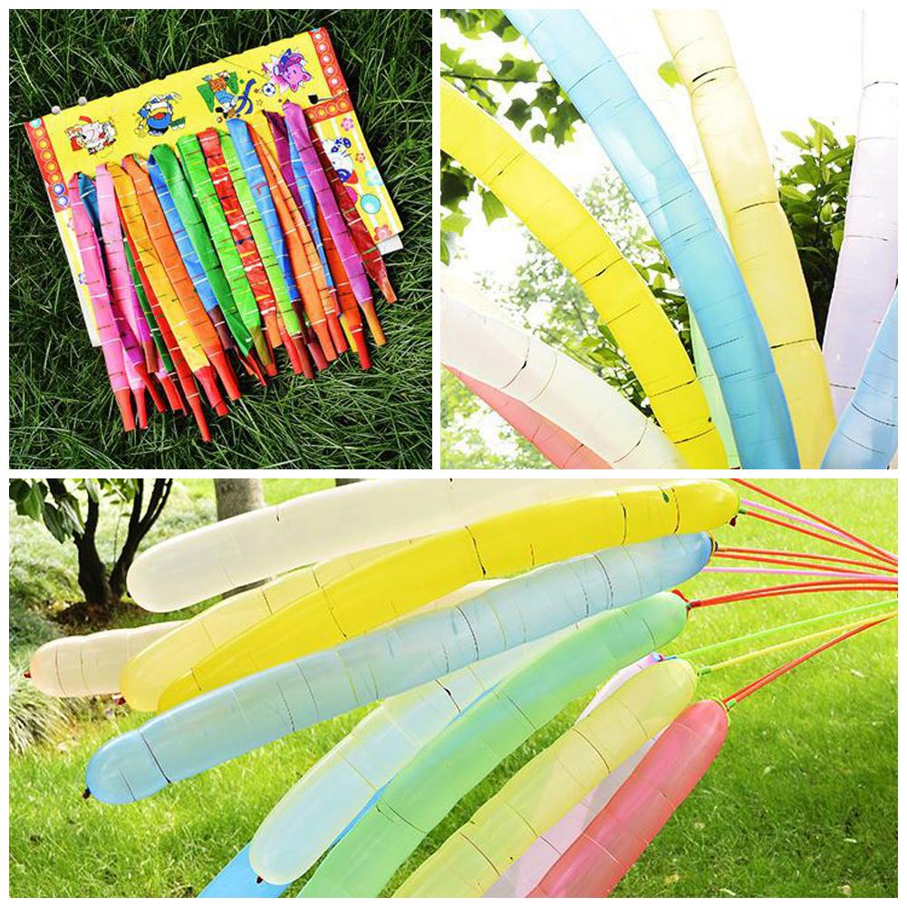 100pcs Water Bombs Balloon Amazing Filling Magic Balloon Children Water War Game Supplies Kids Outdoor Beach Toy Party Gift Toy