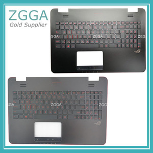 New Original For ASUS G551 N551 G551J G551JK G551JM G551JW G551JX G551VW Palmrest Upper Case C Cover UK US Keyboard Backlit