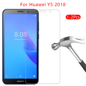 protective glass for huawei y5 prime lite 2018 screen protector tempered glas on y 5 5y light y52018 y5lite y5prime film huawey image