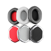 Soft Replacement Ear Pads Cushion Earpad For V-Moda XS Crossfade M-100 LP2 LP DJ Protein Leather Memory Foam Earpad ew# arash arash crossfade