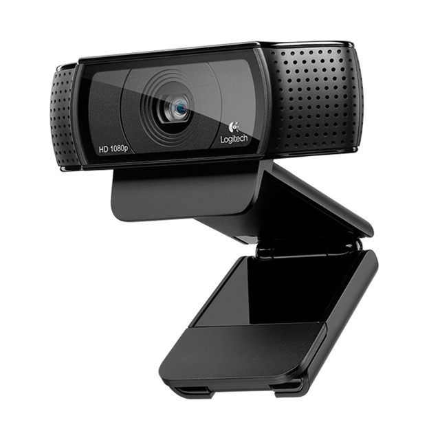 Logitech מקורי C920C C920E C920 פרו Usb מצלמה HD חכם 1080p לחיות עוגן מצלמת אינטרנט מחשב נייד משרד ישיבות וידאו Logi מותג חם