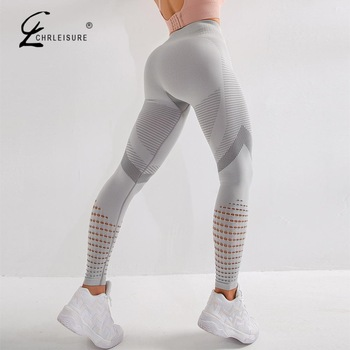 Women Leggings for Fitness Push UP High Waist Sexy Legging Women Seamless Breathable Feamle Workout Legging 1