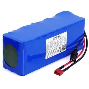 Image 3 - VariCore batería de litio de 36V, 10000mAh, 500W, alta potencia y capacidad, 42V, 18650, para motocicleta, coche eléctrico, bicicleta, Scooter con BMS