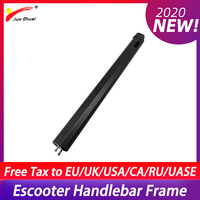 Escooter 600mm Length Handlebar Frame Aluminum Alloy Black Electric Scooter Accessories Patinete Eletrico for X60 E Scooter
