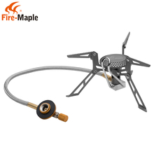 Titanium FFMS-117T BLADE 2 Stove Camping Stove Cooking Stove Gas Burner Hiking Outdoor Foldable Igniter Free shipping BBQ цена и фото