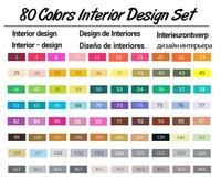 80 Interior Set