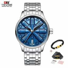 New Watches Waterproof Men 2019 TEVISE A