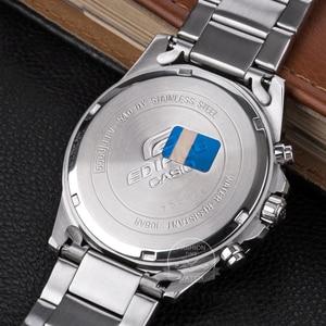 Image 5 - Casio watch Edifice watch men top luxury set quartz 100m Waterproof Chronograph men watch Sport military Watch relogio masculino