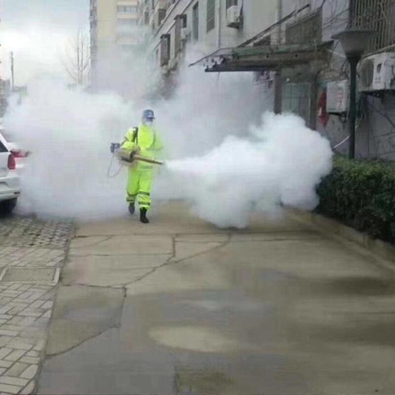 Powerful Portable Fogging Machine Sprayer/ Battery Fumigation Machine Thermal Fogger