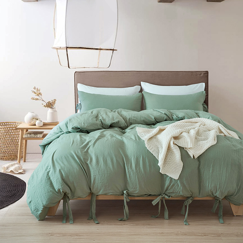 Yimeis постельное белье и наволочки, Современная королева, Комплект постельного белья, одноцветное постельное белье BE47104|Наборы постельного белья|   | АлиЭкспресс