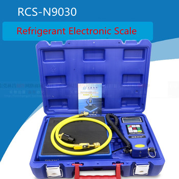 RCS-N9030 HVAC/Refrigerants Large Flow Programmable Precision Electronic Digital Balance Scale Calibration Weight 100KG 200000g electronic balance measuring scale large range balance counting and weight balance with 10g scale